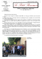 N° 50 – Le Petit Rominois Août 2020